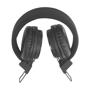 Eco Bamboo Headphones folded