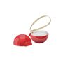lip balm bauble red