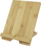 bamboo tablet holder